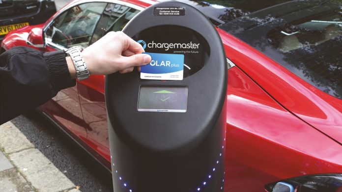 Chargemaster card launches POLAR Corporate