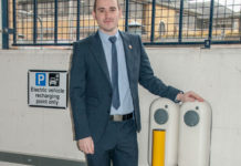 Southampton opens 30 free charge points
