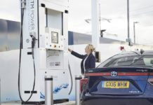 ITM Power refuelling with Hydrogen