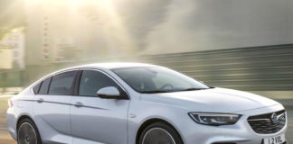 Vauxhall Insignia RV pacemaker