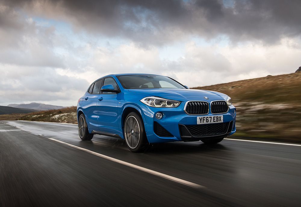 bmw x2 xdrive20d m sport review business car manager. Black Bedroom Furniture Sets. Home Design Ideas