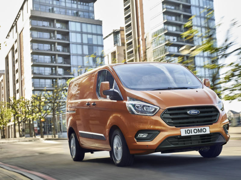 Ford at number one for leased vans in q1 fleet procure