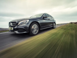 Mercedes C Class Estate car leasing offer kew vehicle leasing 1