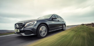 Mercedes C Class Estate car leasing offer kew vehicle leasing