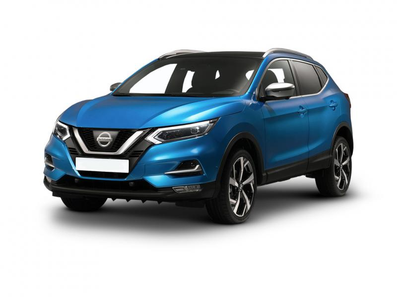 Nissan Qashqai SUV 2wd 1.2 DIGT 115 SS N-Connecta Pan Roof 6Spd