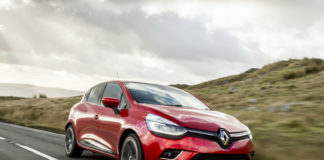 Renault Clio on Q2 Renault Contract Hire offers