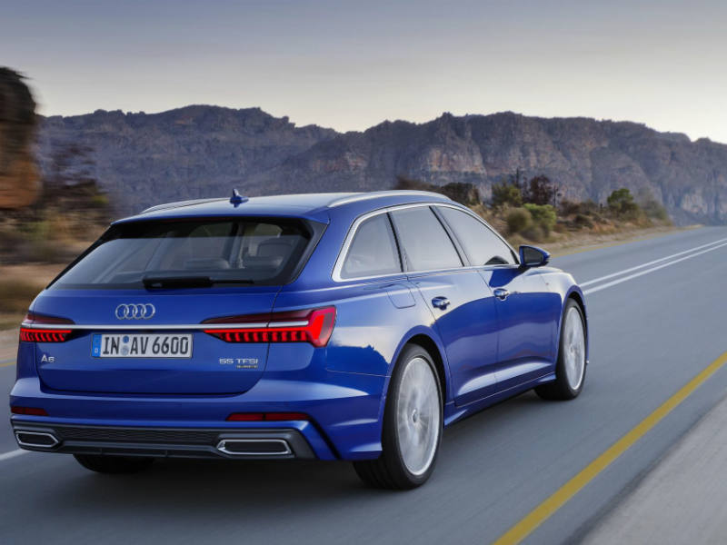 new audi a6 avant features hybrid technology business car manager. Black Bedroom Furniture Sets. Home Design Ideas