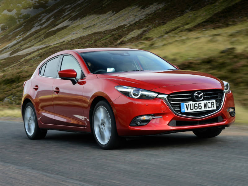 Mazda3 SE-L Nav SKYACTIV-D 150ps review
