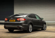 Ford Mondeo Vignale hybrid saloon