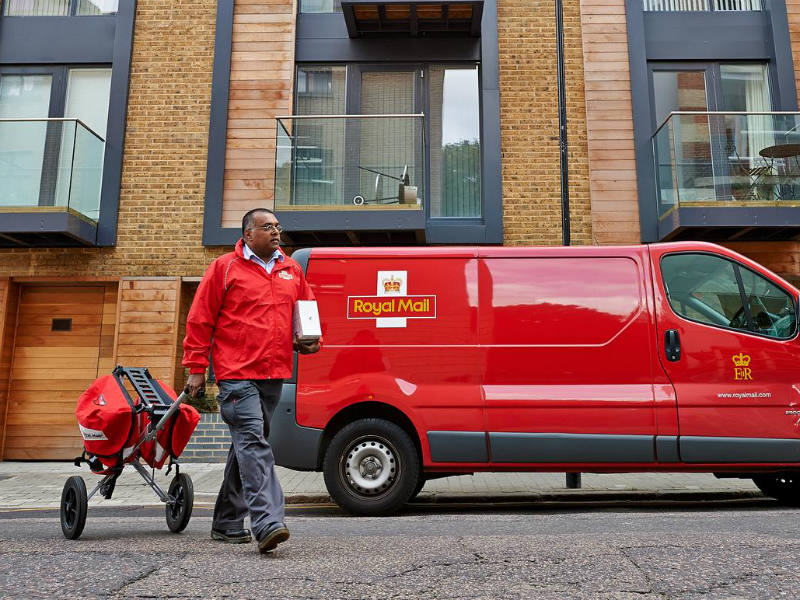 Royal Mail deal