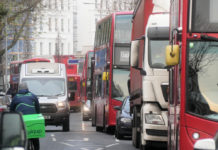 London ULEZ to extend boundaries to North and South circular roads in 2021