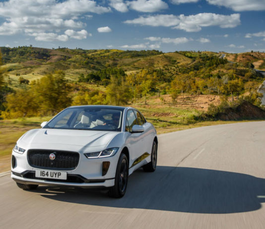 The all electric Jaguar I-PACE generated global headlines followings its launch in March
