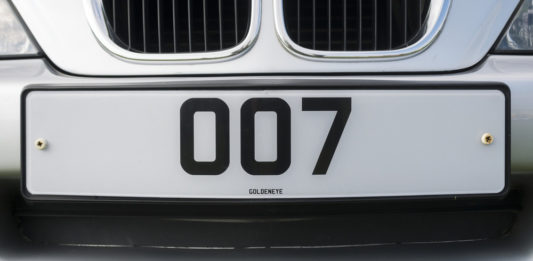 Buying a Private Number Plate