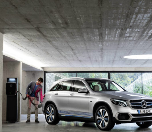 Fuel cell Mercedes