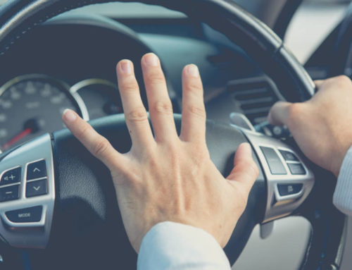 Are you handling stress during your business motoring?