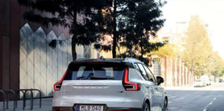 Volvo XC 40 for Fleet Trak takes on The Driving Doctor