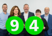 Paul Parkinson and directors Synergy outperforms Fortune 500 companies in world class table
