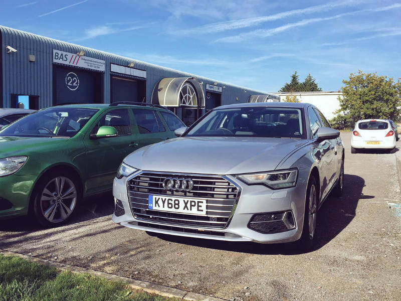 Audi A6: diesel offers high mileage company car drivers brilliant economy