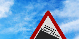 company car tax budget