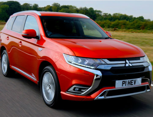Updated company car favourite: Mitsubishi Outlander PHEV 2019 review
