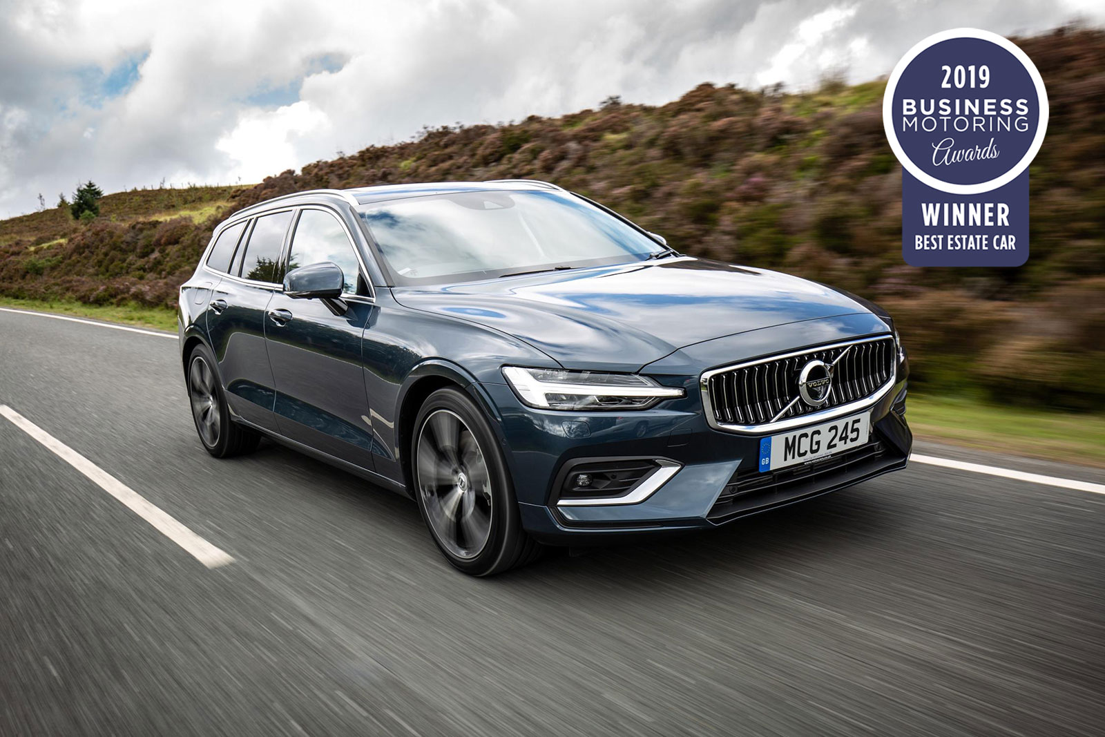 best estate car volvo v60 momentum d3 fwd manual