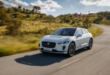 best ev jaguar i pace