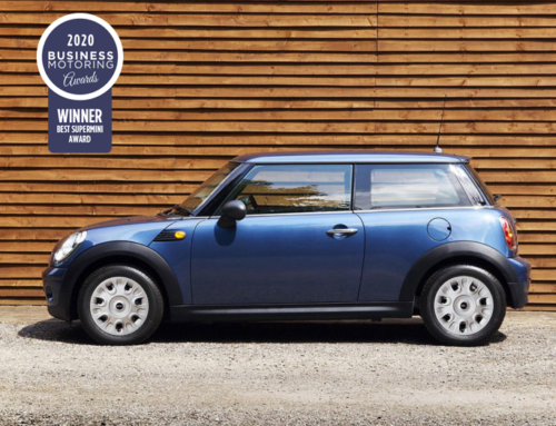 Awards 2020 Winner: Best Supermini – MINI ONE