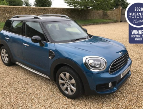 Awards 2020 Winner: Best small SUV – MINI Countryman