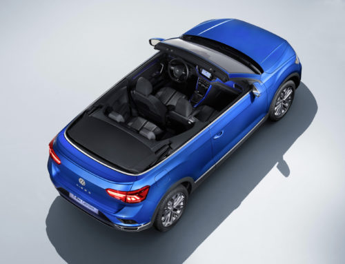Wind in your hair – Volkswagen T-Roc Cabriolet