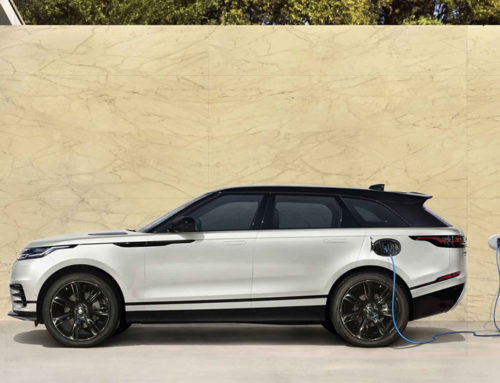 Explore Land Rover's latest plug-in hybrid vehicles