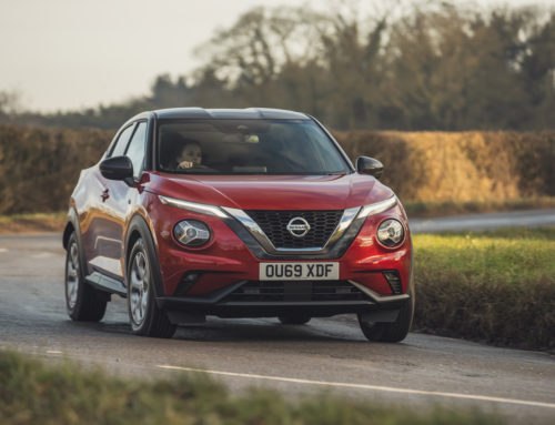 Juke Box – Nissan's small x-over retains its popularity