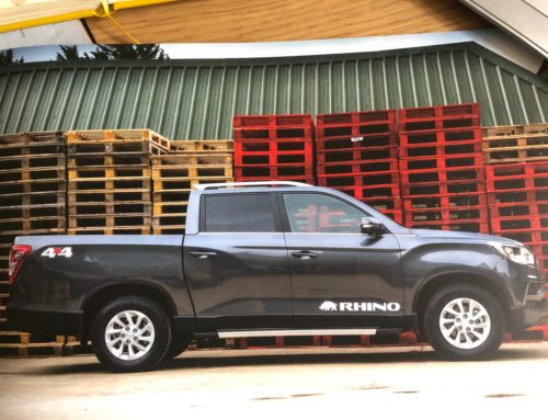 Musso has plenty of muscle – Ssangyong Musso Rhino Long  Bed