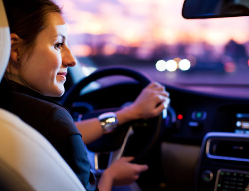 The differences between company and personal vehicles