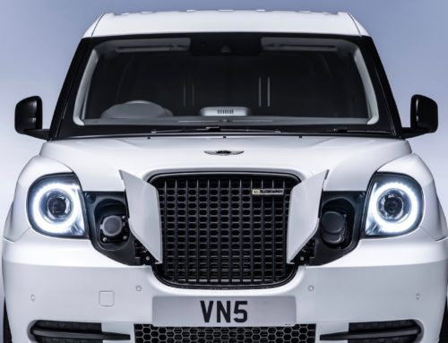 LEVC looks to the future with van development