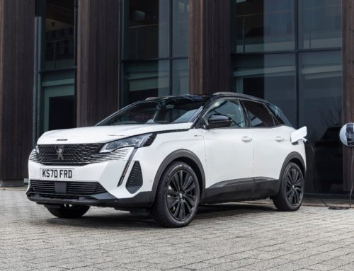 Shaping up well – Peugeot 3008 Hybrid