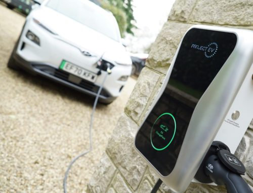 Charge into the future with Project EV