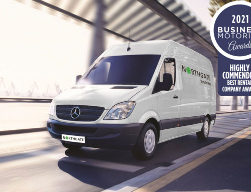 Awards 2021 Highly Commended: Best Rental Company – Northgate Vehicle Hire