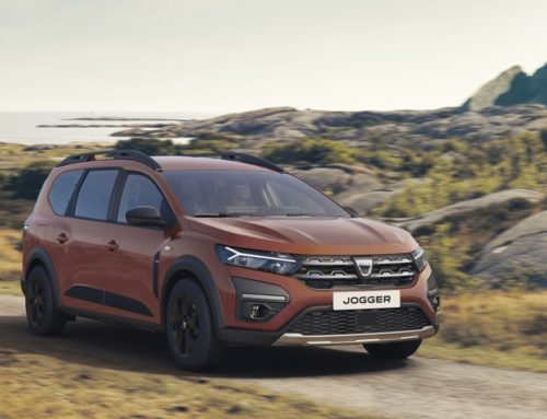 Dacia jogs on with new seven-seater