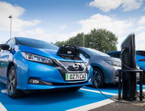Nissan to help fleet managers go electric