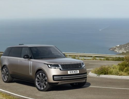 Land Rover unveils its all-new Rangie